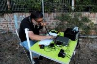 IU6AEI nel contest Alpe Adria VHF
