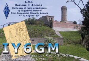IY6GM QSL