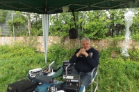 I6CXB in 2m SSB